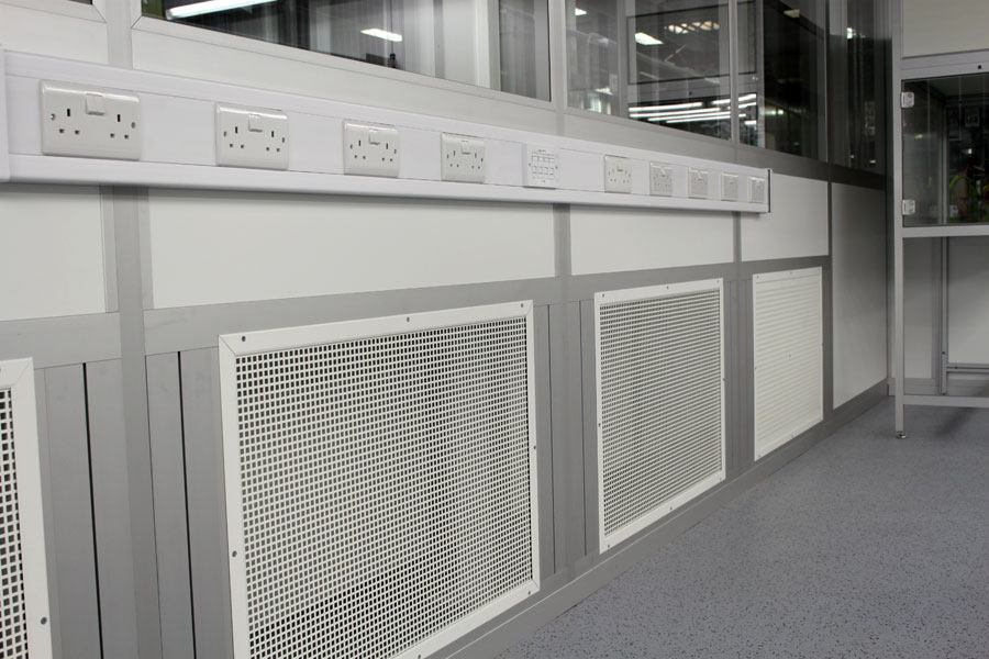 Apple Cleanrooms