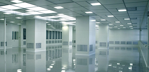 Cleanroom solutions for design, construction and maintenance of clean rooms