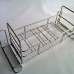 Cleanroom Material Handling Systems Integration - trolleys and baskets