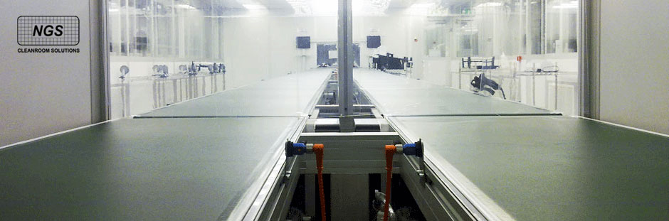 Cleanrooms in Industry