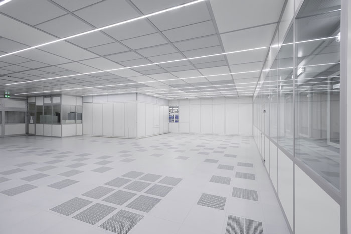 FCM Freiberg Germany - NGS Cleanroom Solution