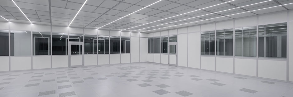 Modular Cleanrooms United Kingdom Office