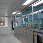 Orthopaedic cleanroom