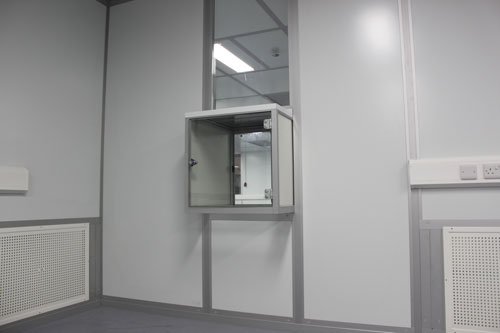 Corin Group Cleanroom Project
