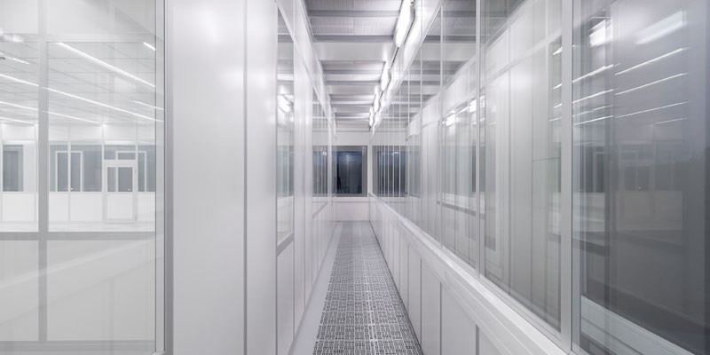 Modular Cleanroom Construction