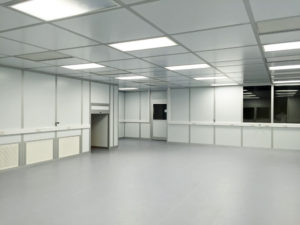 Modular Cleanroom by NGS Cleanroom Solutions