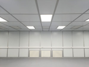 Modular Cleanroom air management