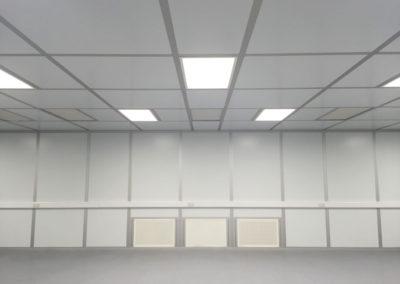 Modular Cleanroom air management