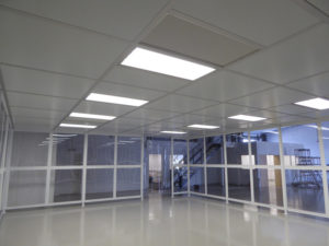 High intensity LED lighting