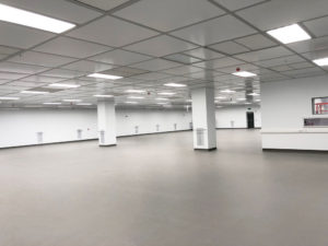 Global Life Sciences Company Cleanroom Construction in Ireland