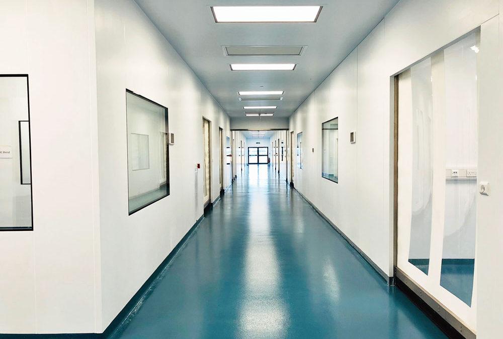 Walk through a Pharmaceutical Grade Cleanroom