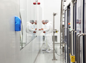 Puracore leading specialist cleanroom panel manufacturer