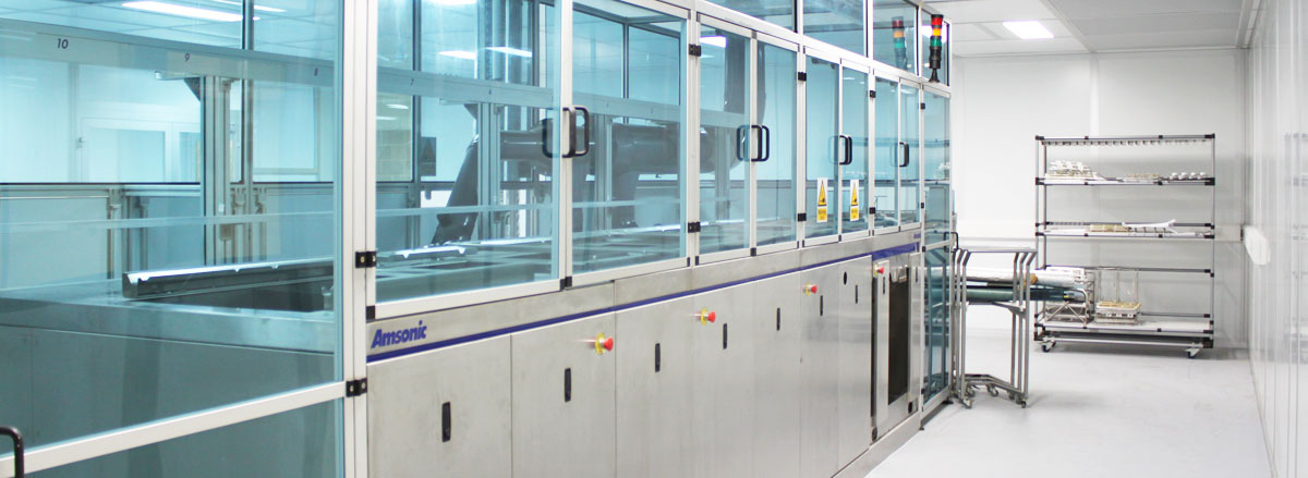 Tailored cleanroom design solutions
