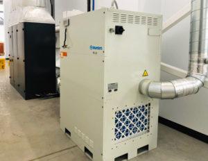 Munters air drying unit