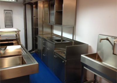 Complete laboratory furniture fit out services available